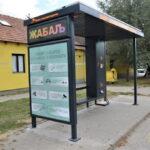 Нова соларна аутобуска стајалишта на подручју општине Жабаљ