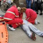 Спроведена превентивна акција у циљу безбедности бициклиста у Жабљу