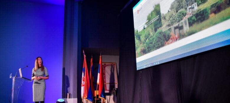 Dragana-Milosevic-prezentacija-sajta-kulturno-istorijsko-nasledje-Zabalj