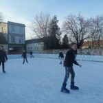Затворено клизалиште у Шајкашу