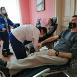 У Гардиновцима 4 лица дала крв