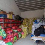 Црвени крст Тител дели 500 пакета најугроженијим лицима