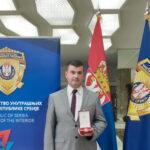 Милорад Ћулум, пуковник полиције, добитник је највећих признања