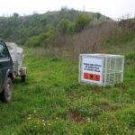 Пољопривредници штите Тителски брег, контејнери пун погодак