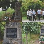 Положени венци на споменик Илији Нешину