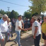 Бранислав Недимовић, министар пољопривреде, шумарства и водопривреде посетио Тител